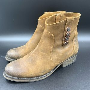 BRONX To Night ankle boots. Women's size 9 US.